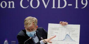 Estados Unidos pide a China compartir todos sus datos sobre el origen del coronavirus con los científicos de la OMS de misión en Wuhan