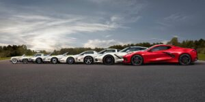 Cómo el Chevrolet Corvette pasó de ser un ícono de Estados Unidos a un motor central del nivel de Ferrari y Lamborghini