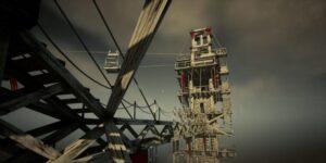 Cloud Climber es el nuevo videojuego de moda en Steam, que aborda la capacidad humana para crear y destruir en un formato corto