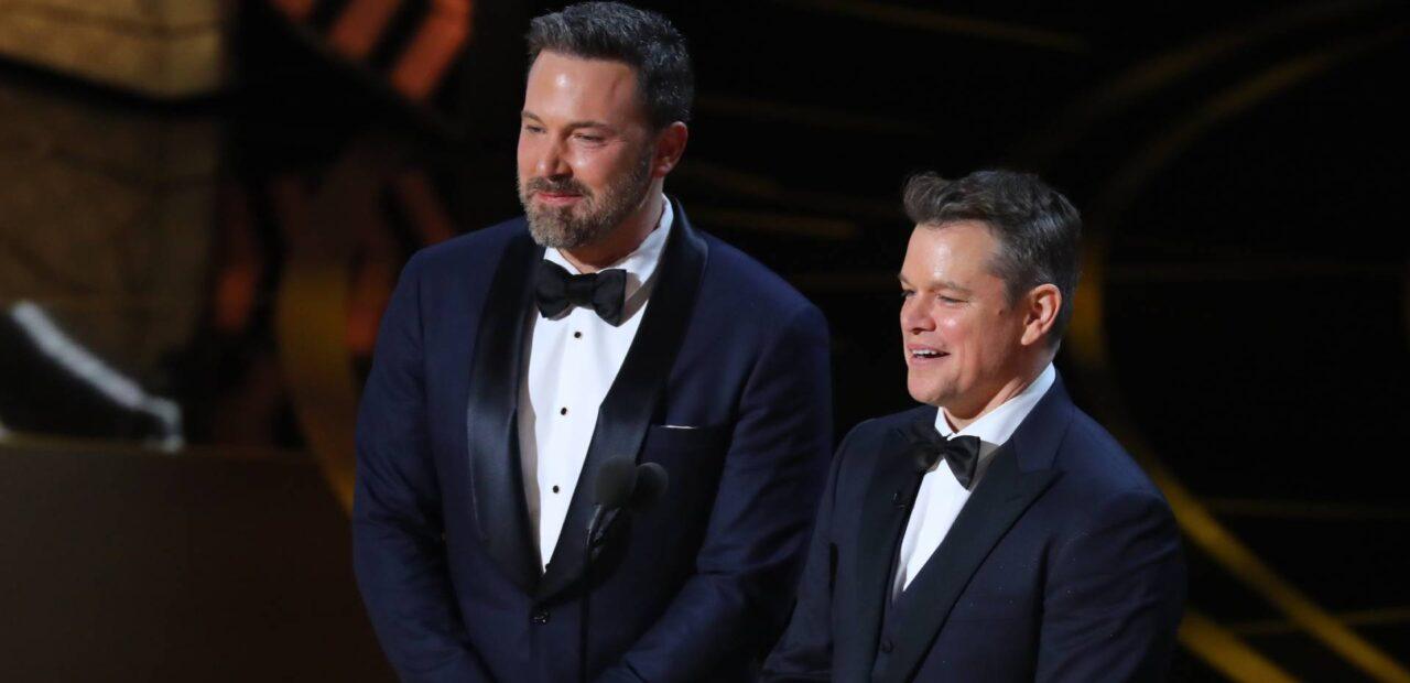 Matt Damon y Ben Affleck | Business Insider México