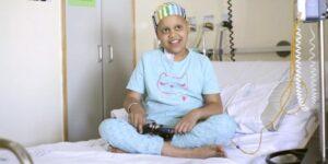 Los videojuegos favorecen la curación de los niños enfermos de cáncer, según datos de un estudio