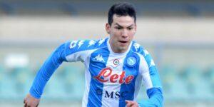 """Hirving """"Chucky"""" Lozano hace historia anotando el gol más rápido en la historia del Napoli"""