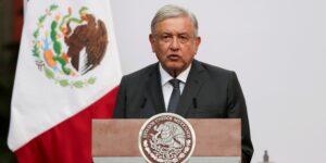 El presidente de México, Andrés Manuel López, da positivo por Covid-19