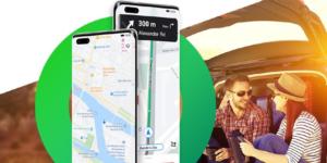 Llega a cualquier destino con la ayuda de Petal Maps, la nueva app de navegación de Huawei