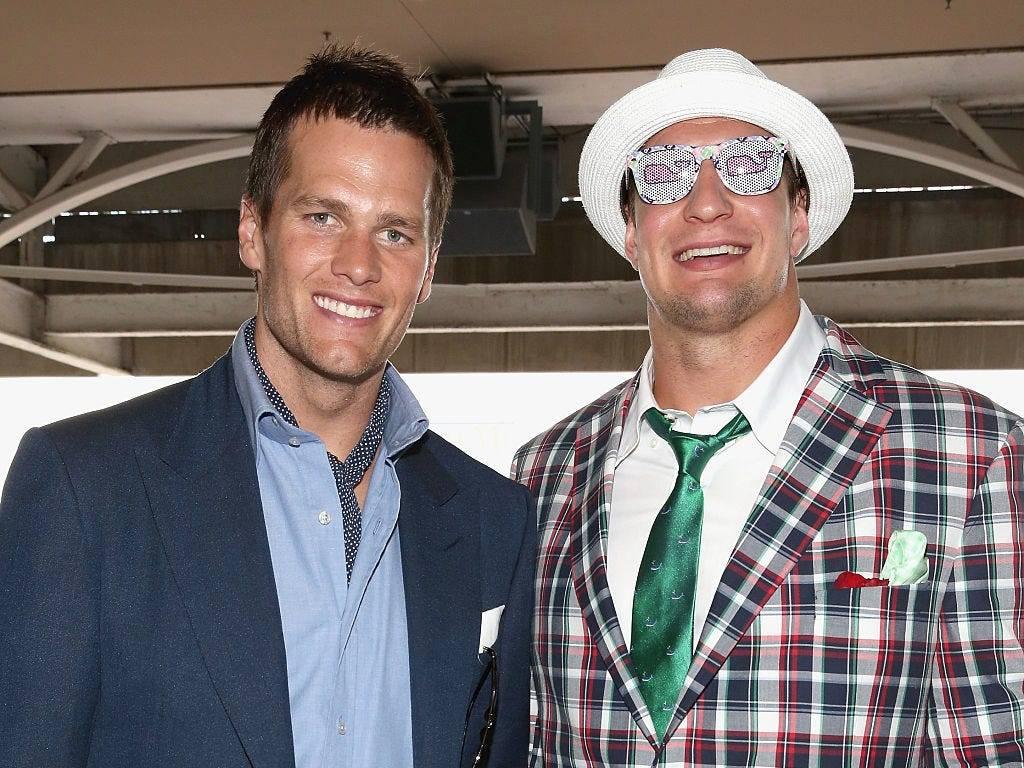 Brady y Bündchen