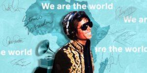 """10 cosas que probablemente no sabías sobre la canción """"We are the world"""""""