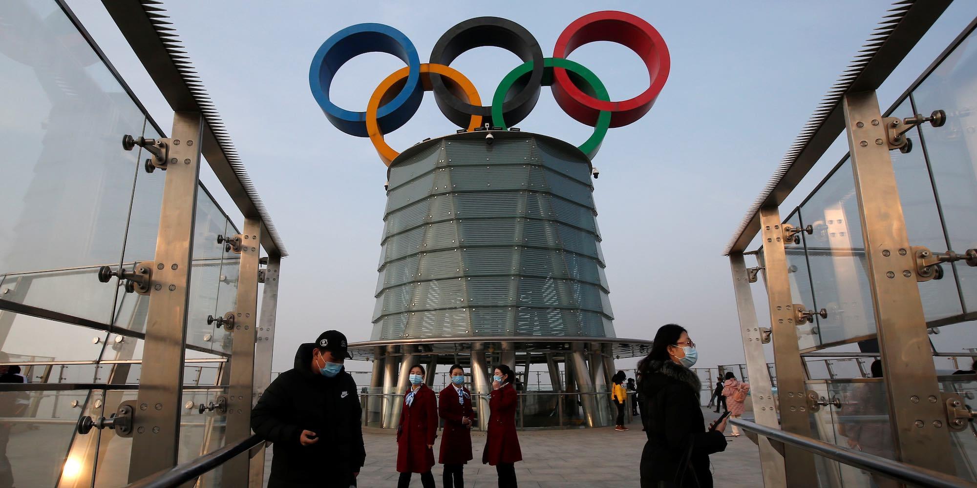 Japón Juegos Olímpicos siguen en pie | Business Insider Mexico