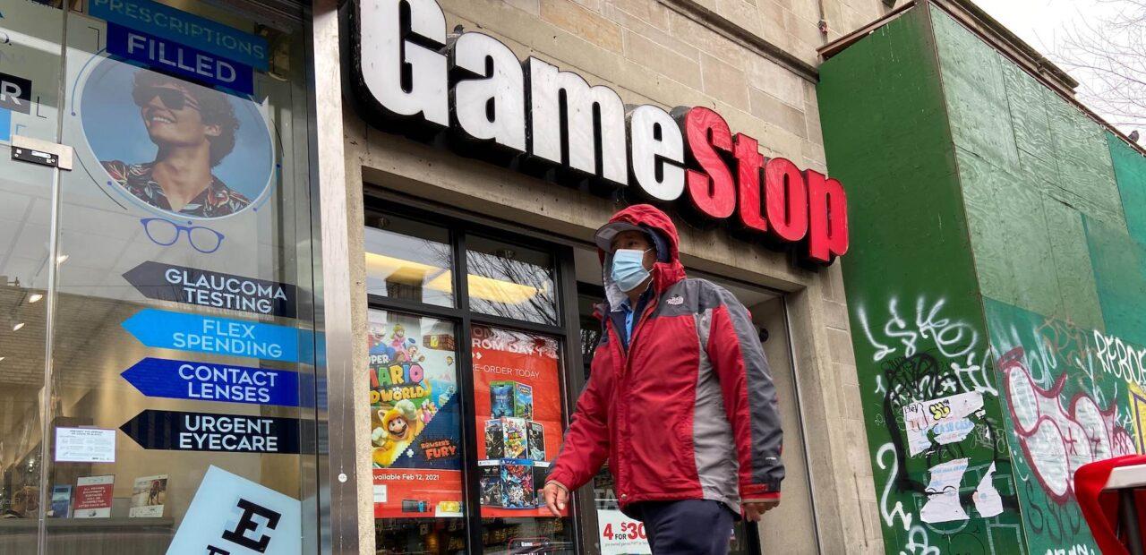 Gamestop acciones