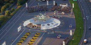 El primer aeropuerto del mundo para autos voladores se ubicará en Coventry, Inglaterra