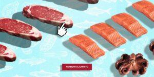 La carnicería virtual, un negocio que supo cómo adaptarse a los tiempos de pandemia a través del e-commerce