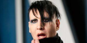 Marilyn Manson pierde contrato con su sello discográfico tras acusaciones de abuso de Evan Rachel Wood