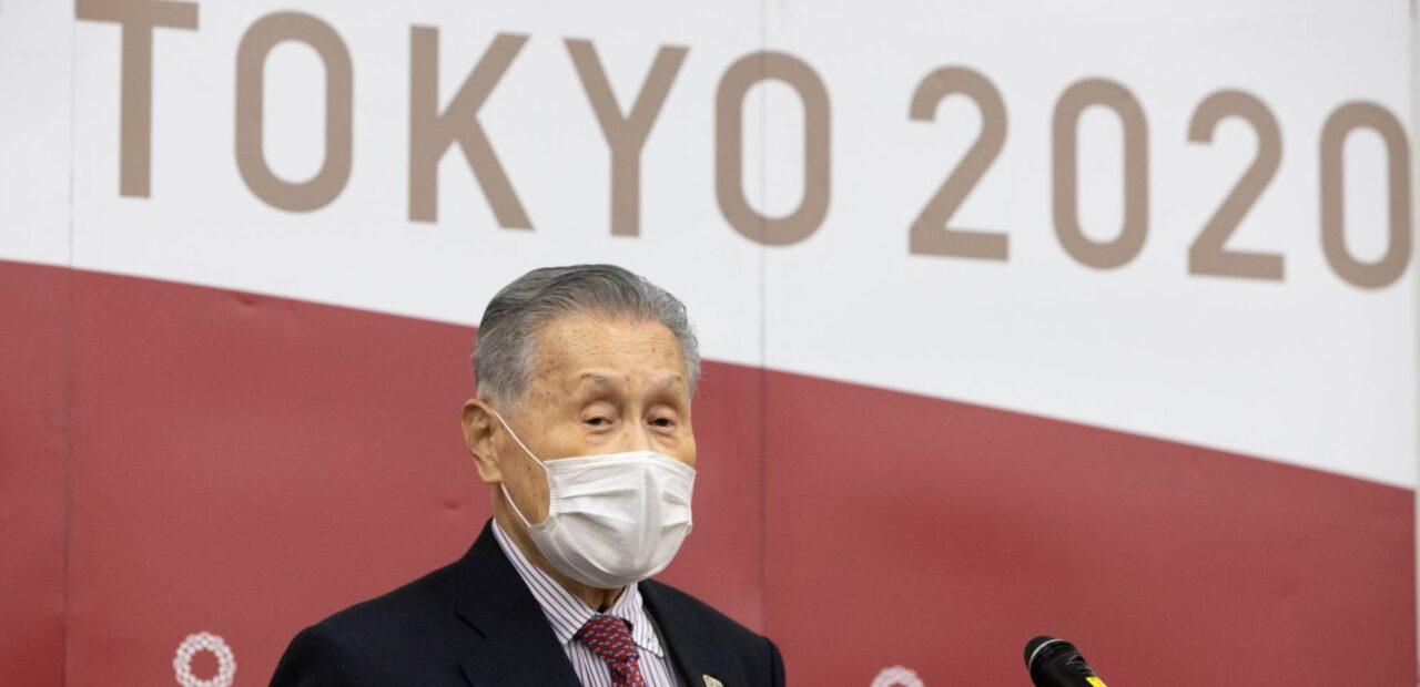 jefe de los juegos olímpicos de tokio