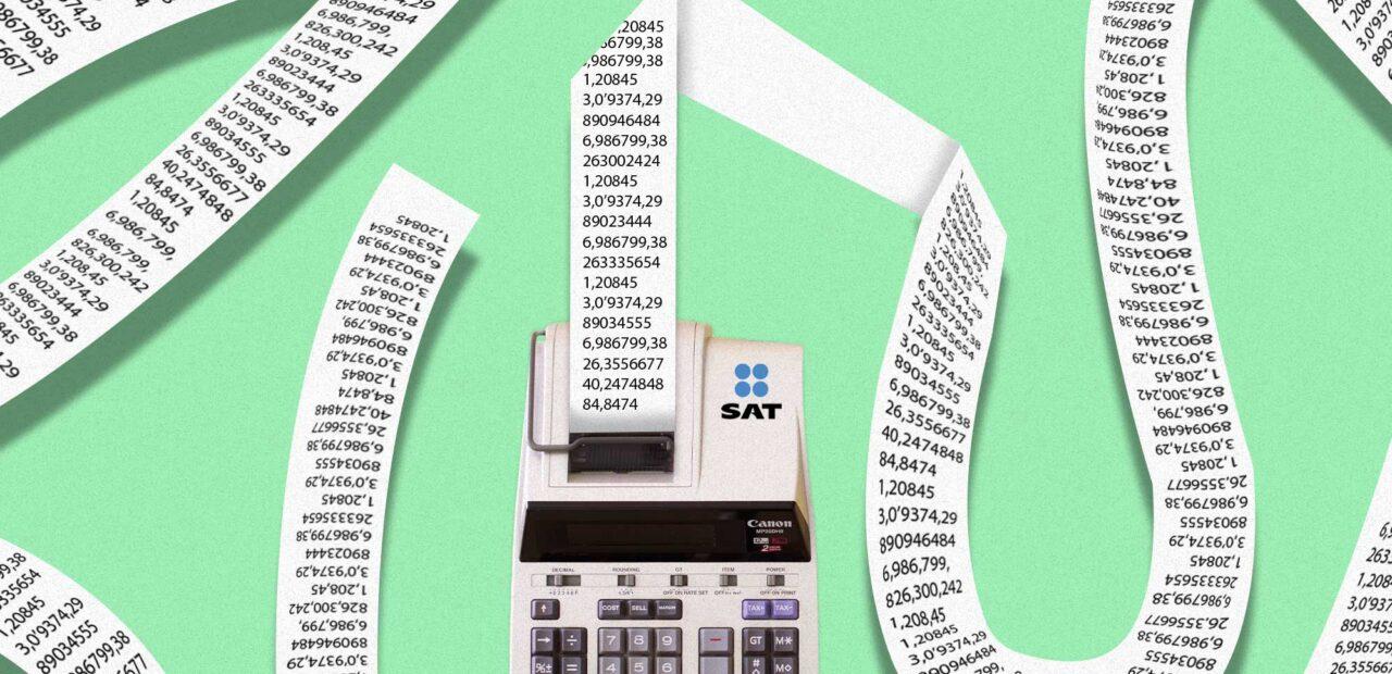 SAT grandes empresas | Business Insider México