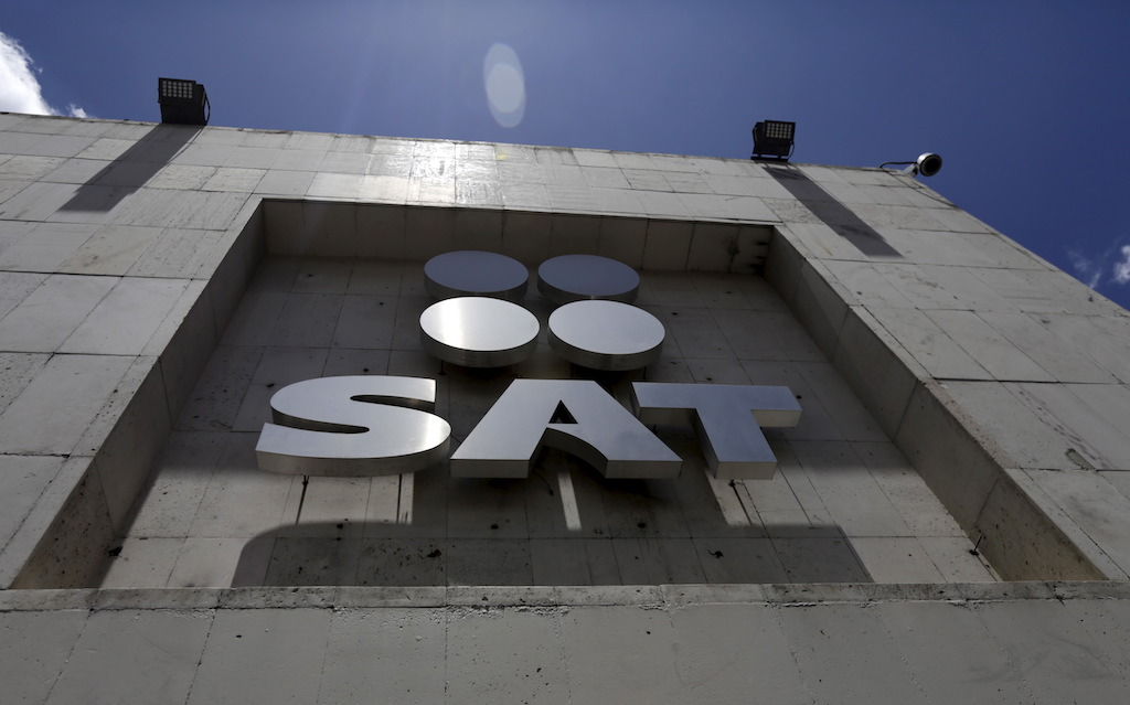 SAT grandes empresas
