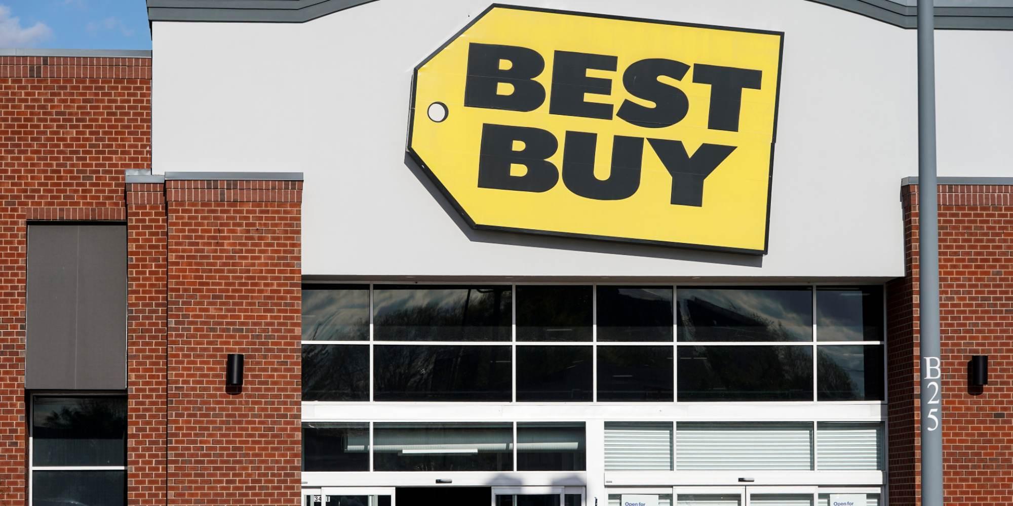 Best Buy continúa con el cierre de tiendas pero en Estados Unidos   Business Insider Mexico