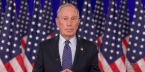 La ONU nombra a Michael Bloomberg como enviado especial para soluciones climáticas