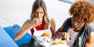 5 cosas para sentirte lleno sin comer de más