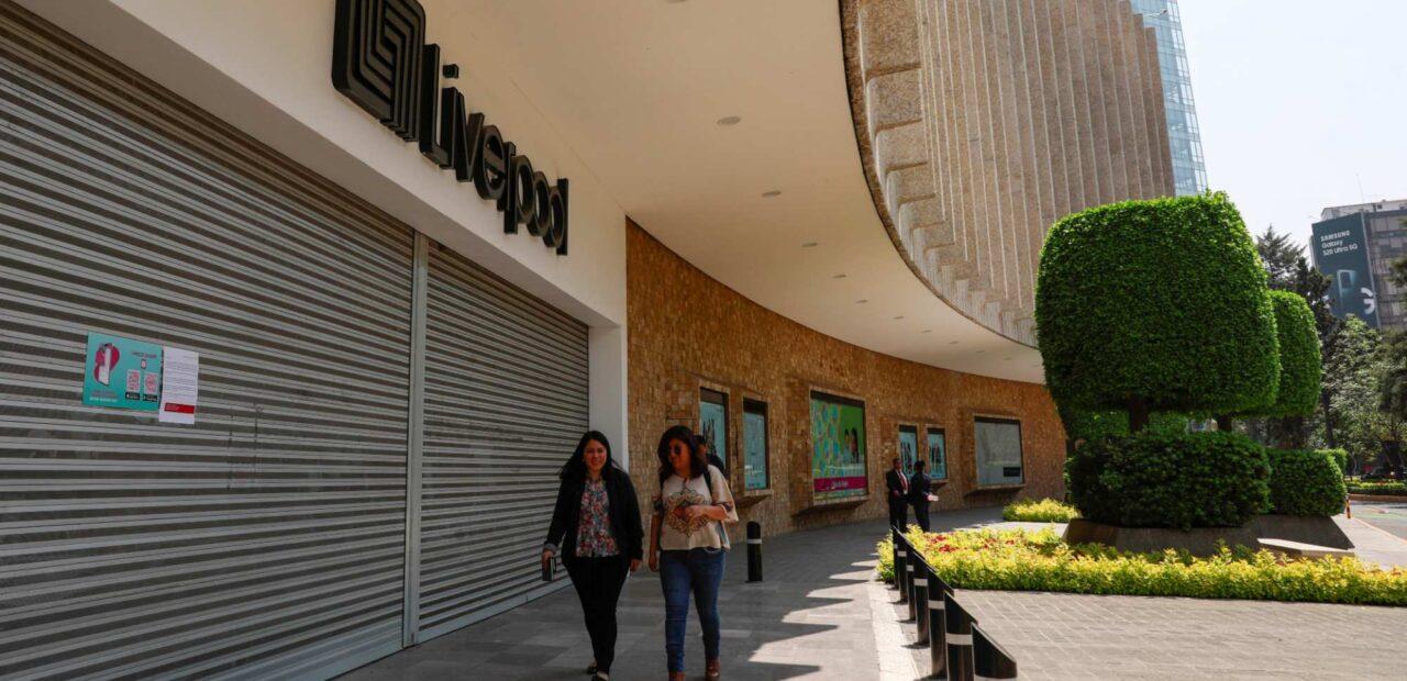 Las tiendas departamentales volverán a abrir en la Ciudad de México | Business Insider Mexico
