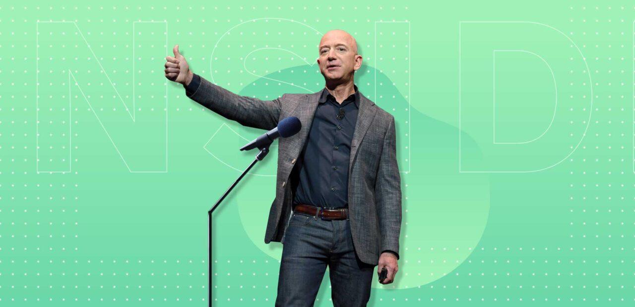 6 estrategias de Jeff Bezos para dominar el arte de hablar en público