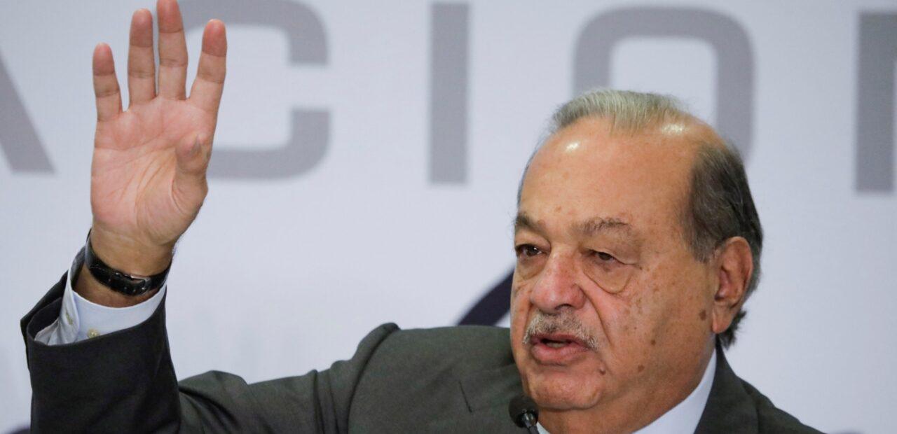 América Móvil de Carlos Slim se estanca en resultados durante 2020 | Business Insider Mexico