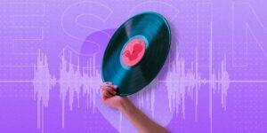 Una niña lanza un álbum debut que se grabó en el útero