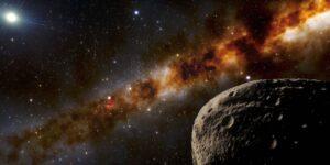 """Un objeto espacial recién descubierto llamado """"Farfarout"""" es lo más distante en nuestro sistema solar"""