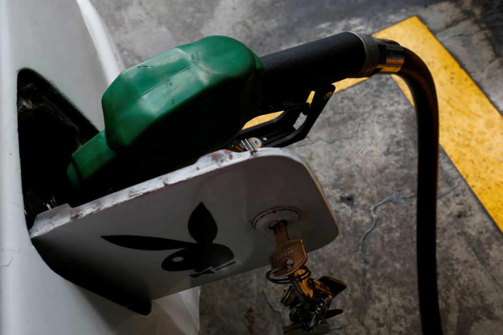 gasolina estímulo