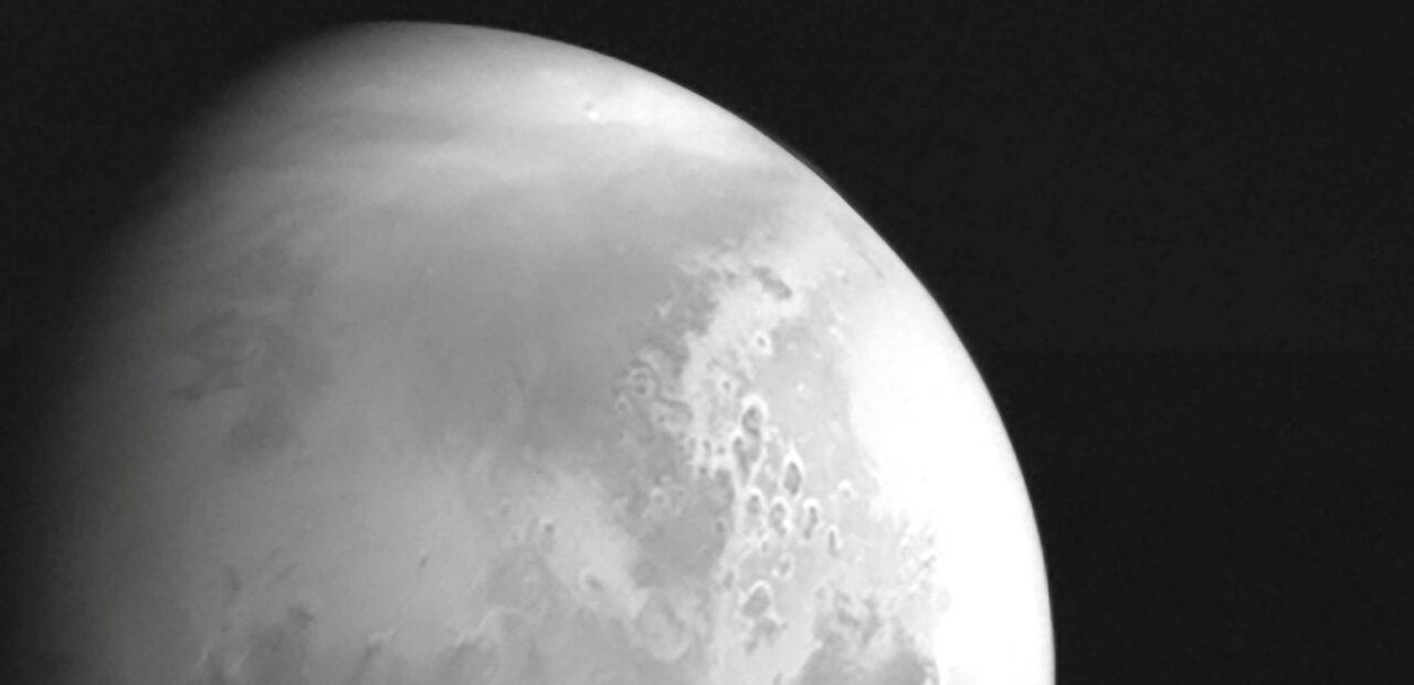 Marte Año Nuevo Chino