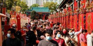 Cómo el Año Nuevo Chino de 2020 propagó el Covid-19 a todo el mundo
