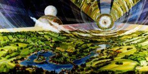 En 15 años, la humanidad podría sobrevivir fuera de la Tierra en una estación espacial gigante que orbite al planeta enano Ceres