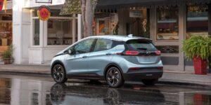 Chevrolet apuesta por los vehículos eléctricos, para volverse más sustentable – conoce los Bolt EUV y Bolt EV 2022