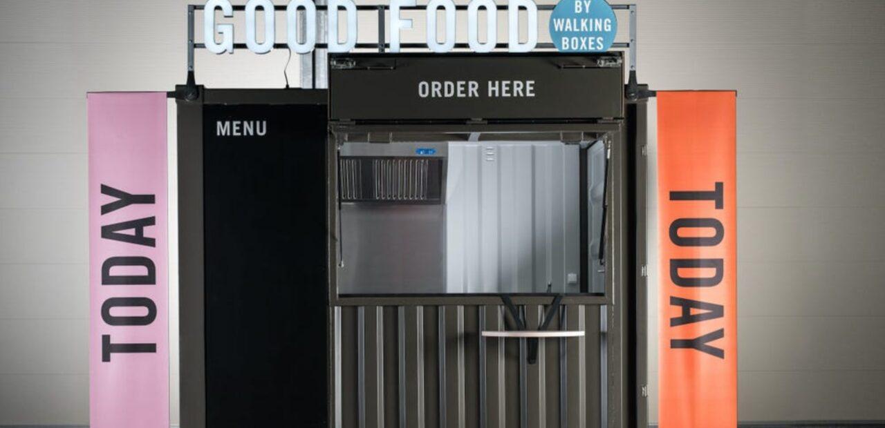Una startup fabrica food trucks para llevar la comida a las calles