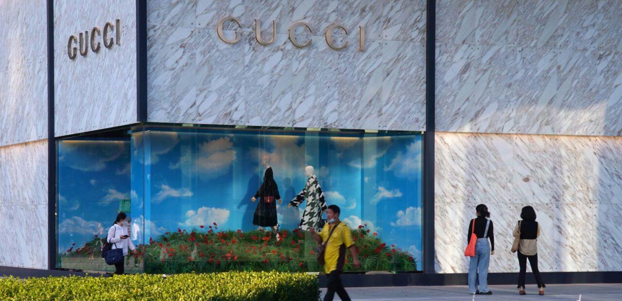 Gucci celebra centenario | Business Insider Mexico