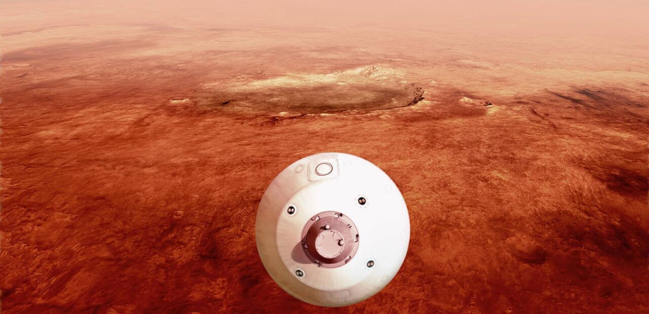Ya casi llega el rover de la misión Perseverance a Marte | Business Insider Mexico
