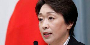 La ministra de los Juegos Olímpicos, Seiko Hashimoto, es la favorita para llegar a la presidencia del comité organizador de Tokio 2020