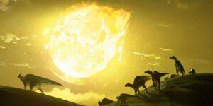 Un grupo de astrofísicos de Harvard tiene una nueva teoría sobre el asteroide que extinguió a los dinosaurios