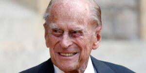 El príncipe Felipe, duque de Edimburgo, muere a los 99 años