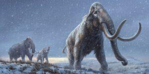 La muestra más antigua de ADN se extrajo de un mamut en Siberia que vivió hace 1.2 millones de años