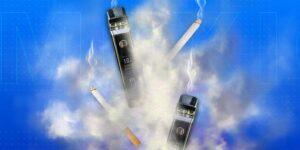 Los voceros del vapeo: aseguran que los vaporizadores son menos dañino que el cigarro, mientras reciben respaldo de la industria tabacalera