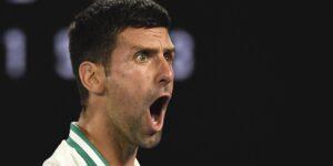 Se definen las finales del Australian Open —Djokovic enfrentará a Medvedev