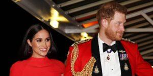 El príncipe Harry y Meghan Markle se separan definitivamente de la familia real británica