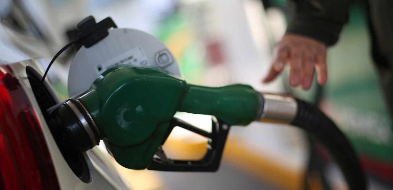 gasolina impuesto