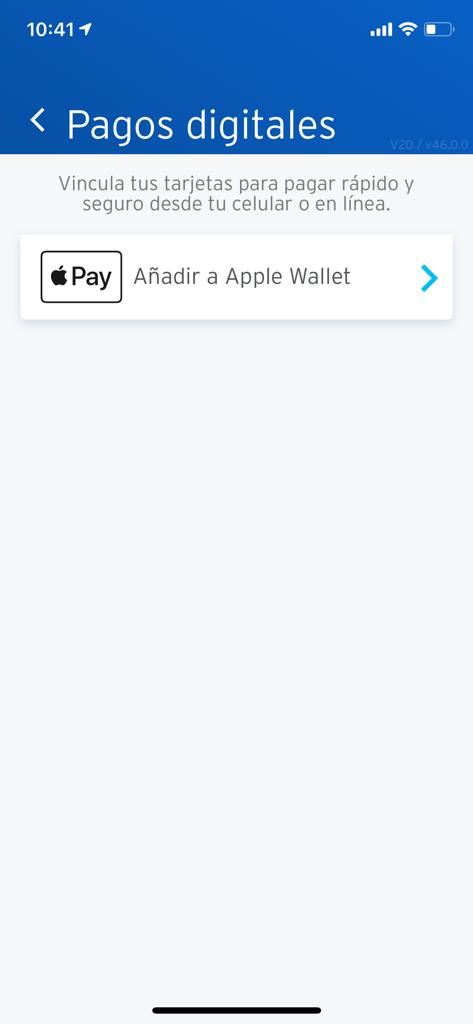 Apple Pay México