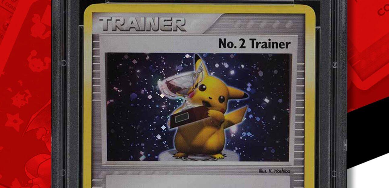 Las cartas de Pokémon alcanzan cifras de 6 dígitos en subastas