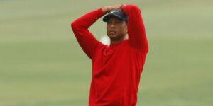 Tiger Woods sufre un aparatoso accidente automovilístico