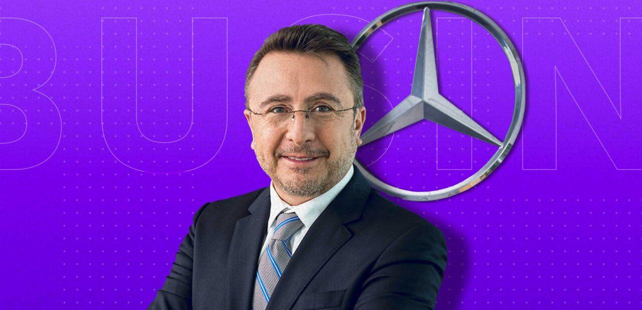 Innovación constante es la clave de Jaime Cohen en Mercedes-Benz | Business Insider Mexico