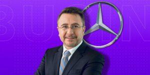 Jaime Cohen, director general de Mercedes-Benz en México, abraza la innovación para llegar a 2039 con cero emisiones corporativas y en vehículos