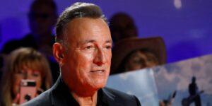 Bruce Springsteen se presentará en la corte por cargos relacionados con conducir en estado de ebriedad