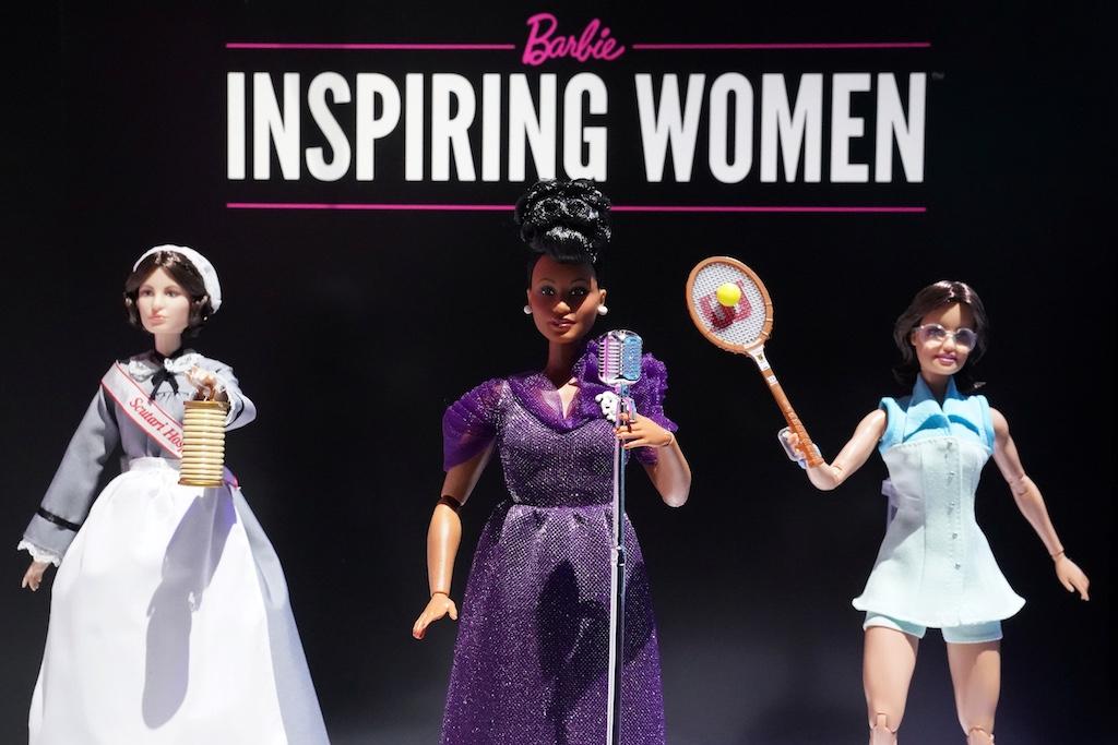 Barbie inspira a mujeres