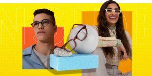Ben & Frank, la marca de lentes que busca reivindicar a los cuatro ojos de toda Latinoamérica